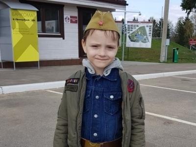Иван Борисюк, 7 лет